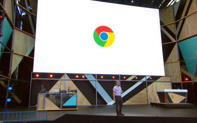 Chrome теперь позволяет вам отправлять вкладки на другие устройства