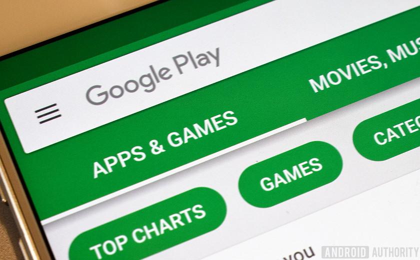 В новой версии Android 10 в Google Play Store добавилась темная тема