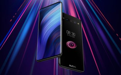 Хотите телефон с двумя дисплеями? Nubia Z20 поступит в продажу во всем мире в следующем месяце