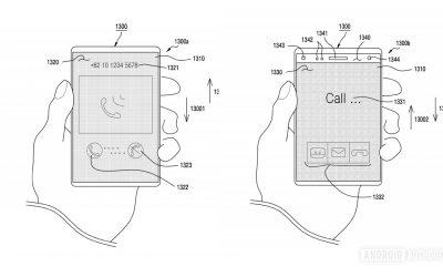 Забудьте все, что вы знали о смартфонах слайдерах: Samsung запатентовали раздвижной дисплей