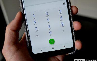 Новый баг в Google Dialer отключает клавиатуру во время звонков