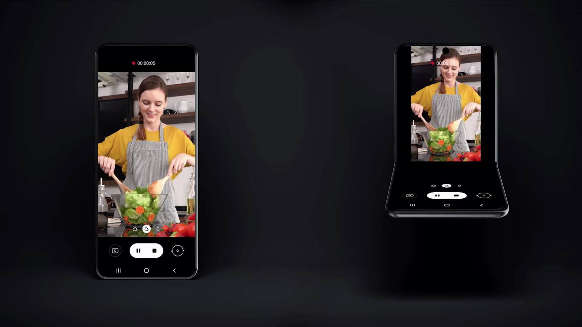 Пошли слухи, что новое складное устройство от Samsung будет иметь лучшую камеру среди смартфонов