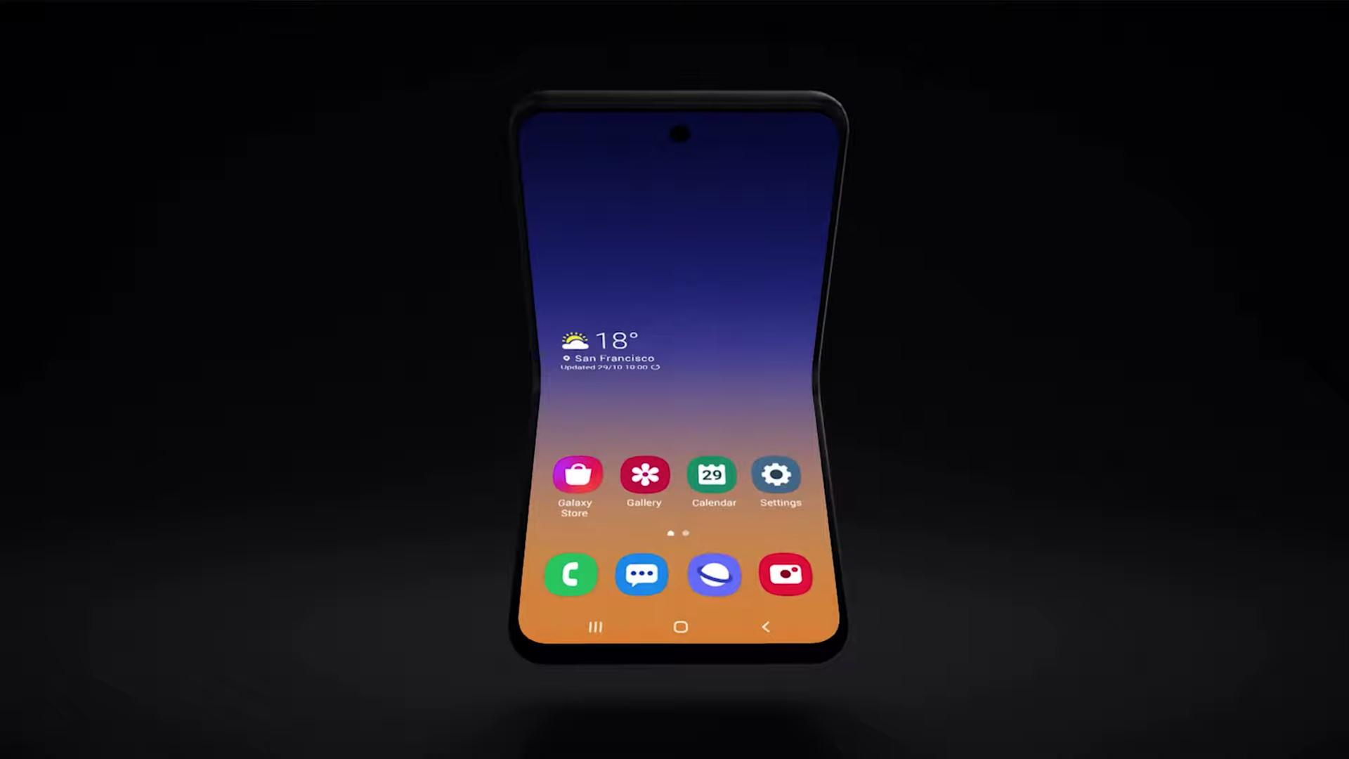 В сети появилось новое название для следующего складного смартфона от Samsung